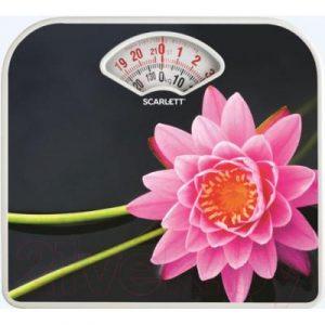 Напольные весы механические Scarlett SC-BS33M043