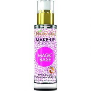 Основа под макияж Bielenda Make-Up Academie Magic Base увлажняющая с эффектом BB