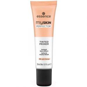 Основа под макияж Essence My Skin Perfector Tinted Primer тон 10