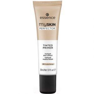 Основа под макияж Essence My Skin Perfector Tinted Primer тон 20