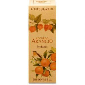 Парфюмерная вода L'Erbolario Оранжевая симфония