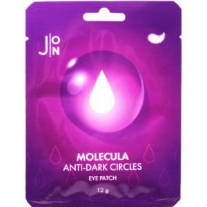 Патчи под глаза J:ON Molecula Anti-Dark Circles Eye Patch тканевые