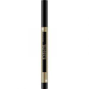 Подводка-фломастер для глаз Eveline Cosmetics Precise Brush Liner ультрастойкая черный