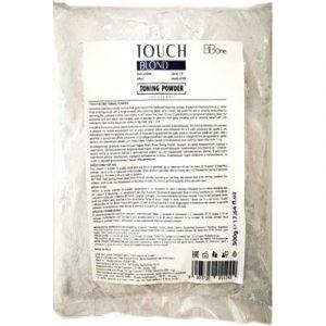 Порошок для осветления волос BB One Touch Blond Toning Powder