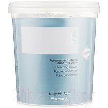 Порошок для осветления волос Fanola White обесцвечивающая пудра пакет