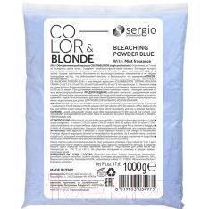 Порошок для осветления волос Sergio Professional Color & Blonde