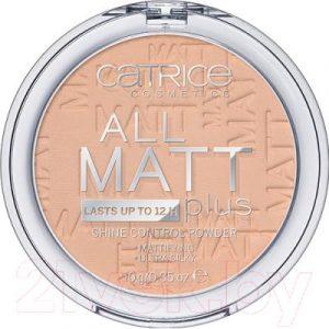 Пудра компактная Catrice All Matt Plus Shine Control тон 025