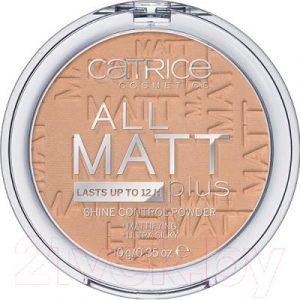 Пудра компактная Catrice All Matt Plus Shine Control тон 030