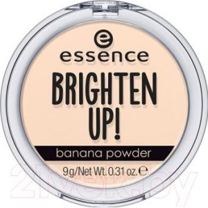 Пудра компактная Essence Brighten Up! тон 10