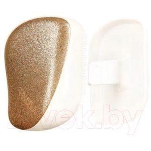 Расческа Tangle Teezer Compact Styler Gold Glitter