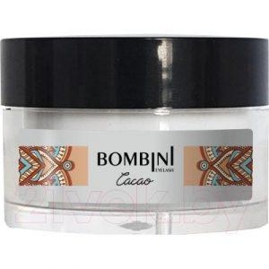 Ремувер для наращенных ресниц Bombini Кремовый для снятия наращенных ресниц шоколад
