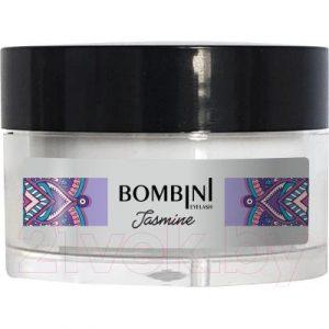 Ремувер для наращенных ресниц Bombini Кремовый для снятия наращенных ресниц жасмин