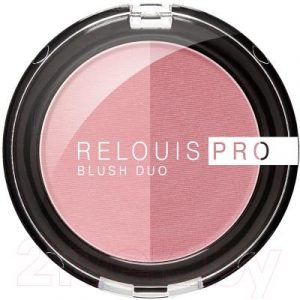 Румяна Relouis Pro Blush Duo тон 202