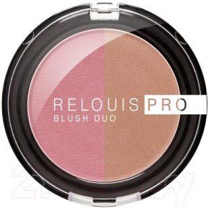 Румяна Relouis Pro Blush Duo тон 206