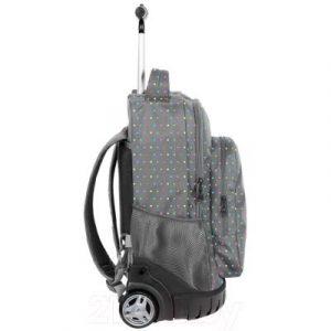 Рюкзак-чемодан Paso PPMQ19-1231