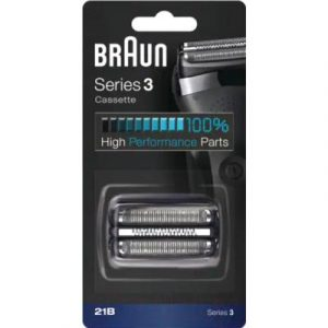 Сетка и режущий блок для электробритвы Braun 21B