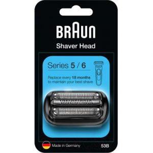 Сетка и режущий блок для электробритвы Braun 53B