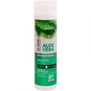 Шампунь для волос Dr. Sante Aloe Vera реконструкция