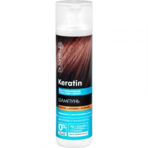 Шампунь для волос Dr. Sante Keratin