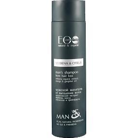 Шампунь для волос Ecological Organic Laboratorie Man для волос против выпадения