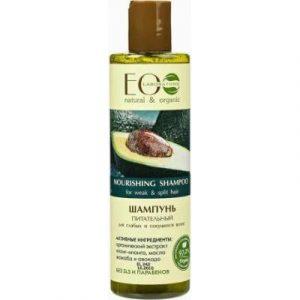 Шампунь для волос Ecological Organic Laboratorie Питательный для слабых секущихся волос