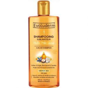 Шампунь для волос Evoluderm Precious Oil