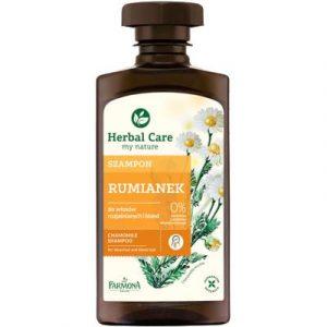 Шампунь для волос Farmona Herbal Care Ромашковый для осветленных волос