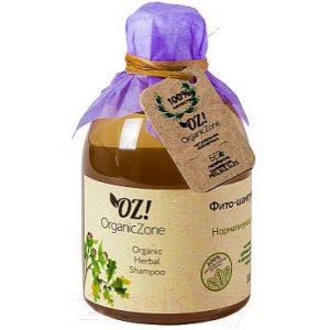 Шампунь для волос Organic Zone Фито нормализующий