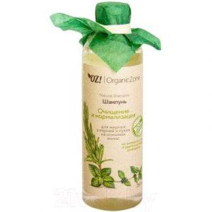 Шампунь для волос Organic Zone Очищение и нормализация