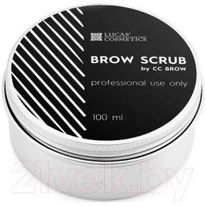Скраб для бровей Lucas Cosmetics CC Brow