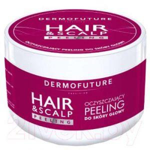 Скраб для кожи головы DermoFuture Очищающий