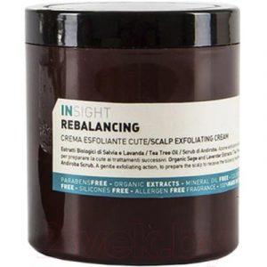 Скраб для кожи головы Insight Scalp Exfoliating Cream