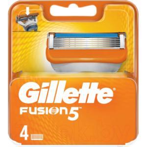 Сменные кассеты Gillette Fusion