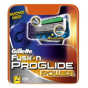 Сменные кассеты Gillette Fusion ProGlide Power
