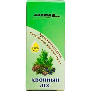 Смесь эфирных масел Aroma Saules Хвойный лес