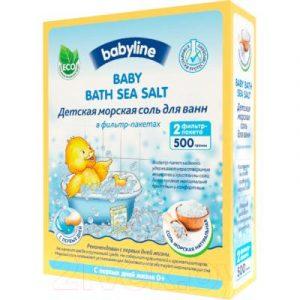 Соль для ванн детская Babyline DN 83 натуральная