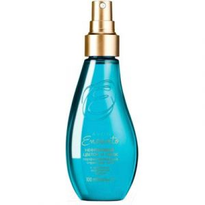 Спрей для тела Avon Encanto Нефритовый цветок и шелк парфюмированный