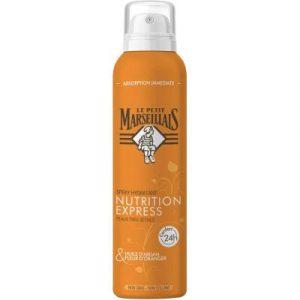 Спрей для тела Le Petit Marseillais Увлажняющий масло арганы и цветок апельсинового дерева