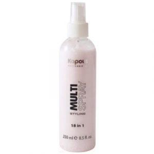 Спрей для укладки волос Kapous Professional Multi Spray Styling 18 в 1