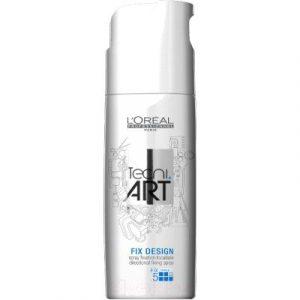 Спрей для укладки волос L'Oreal Professionnel Tecni.art Fix Design локальной фиксации