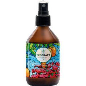 Спрей для волос EcoCraft Манго и розовый имбирь несмываемый