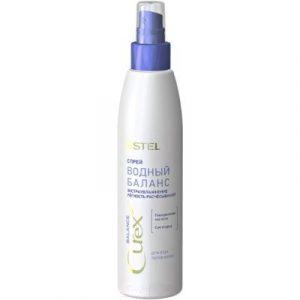 Спрей для волос Estel Curex Balance Водный баланс для всех типов волос
