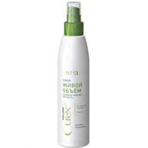 Спрей для волос Estel Curex Volume Живой объем для всех типов волос