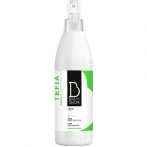 Спрей для волос Tefia Beauty Shape Style Блеск защитный