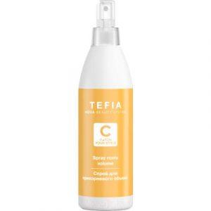 Спрей для волос Tefia Catch Your Style для прикорневого объема
