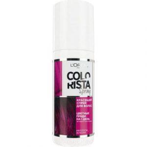 Спрей-краска для волос L'Oreal Paris Colorista