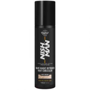 Спрей-краска для волос NishMan Magic Touch Up Консилер