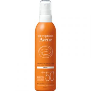 Спрей солнцезащитный Avene SPF50+