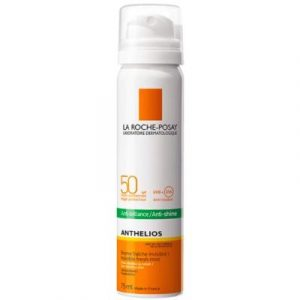 Спрей солнцезащитный La Roche-Posay Anthelios SPF 50+ матирующий