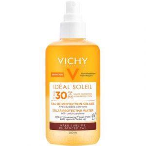 Спрей солнцезащитный Vichy Capital Soleil двухфазный активатор загара SPF30